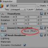 Unity 備忘録テクニック(Scriptで3Dポリゴン表示する)
