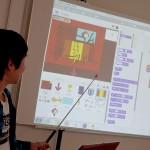 2015年 春の特別講座 キッズゲームプログラミング教室レポート!
