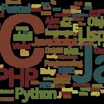 最近のプログラミング言語の人気動向