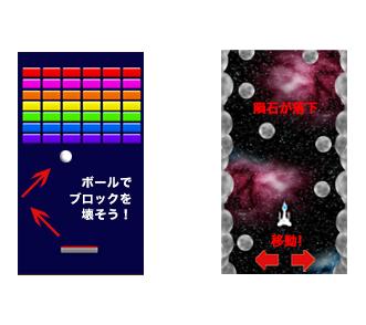 作るアプリのイメージ